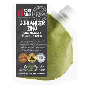 Spice Vine - Coriander Zing