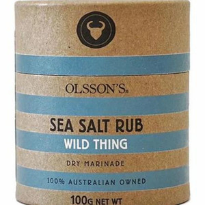 Olssons Wild Thing Salt