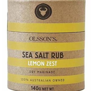 Olssons - Lemon Zest Salt