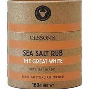 Olssons - The Great White Salt