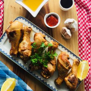 Free Range Honey Soy Chicken Drumsticks