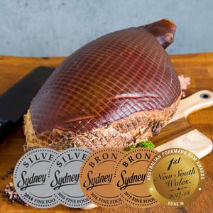 Free Range Ham - BONE IN WHOLE