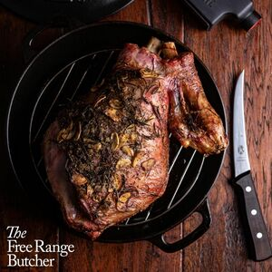 Lamb Leg Roast, one of the great Australian family roasts.