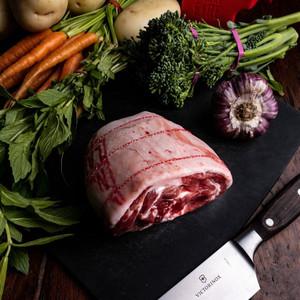 Pasture Fed Lamb Rump Roast