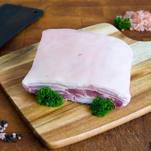 Pasture Raised Pork Belly