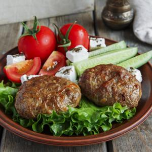 Gourmet Beef Rissoles