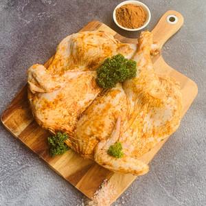 Free Range Shish Tawook Butterflied Chicken