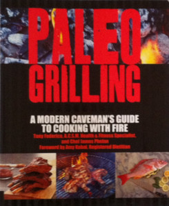Book: Paleo Grilling $29.99