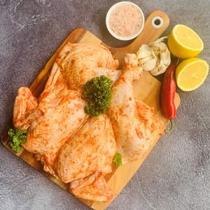 Free Range Portuguese Butterflied Chicken