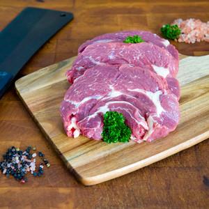 Grass Fed Beef Chuck Steak