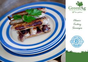 Organic Turkey Sausages