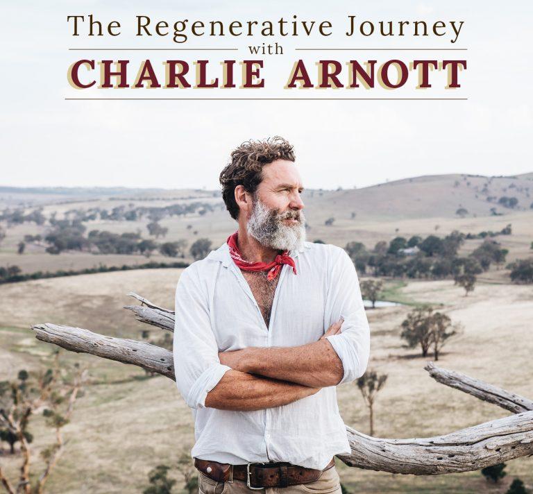 Charlie Arnott, Boorowa NSW - Biodynamic Lamb & Pork