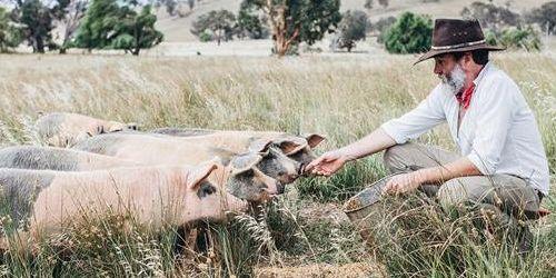 Charlie Arnott, Boorowa NSW Biodynamic Lamb & Pork