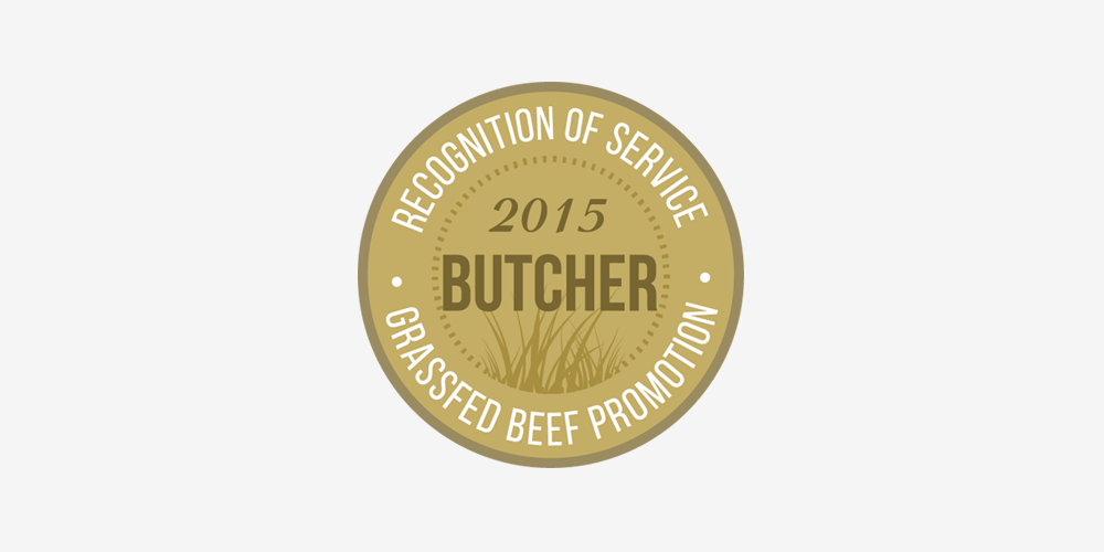 Awarded Gold Medal by Meat & Livestock Australia for our efforts in educating Australian customers about the benefits of Grass Fed Beef