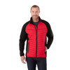 19602 Banff Men's Hybrid Insulated Jacket