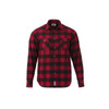 Dark Red/Black - Roots73 17603 Sprucelake Long Sleeve Shirt   imprintables.ca
