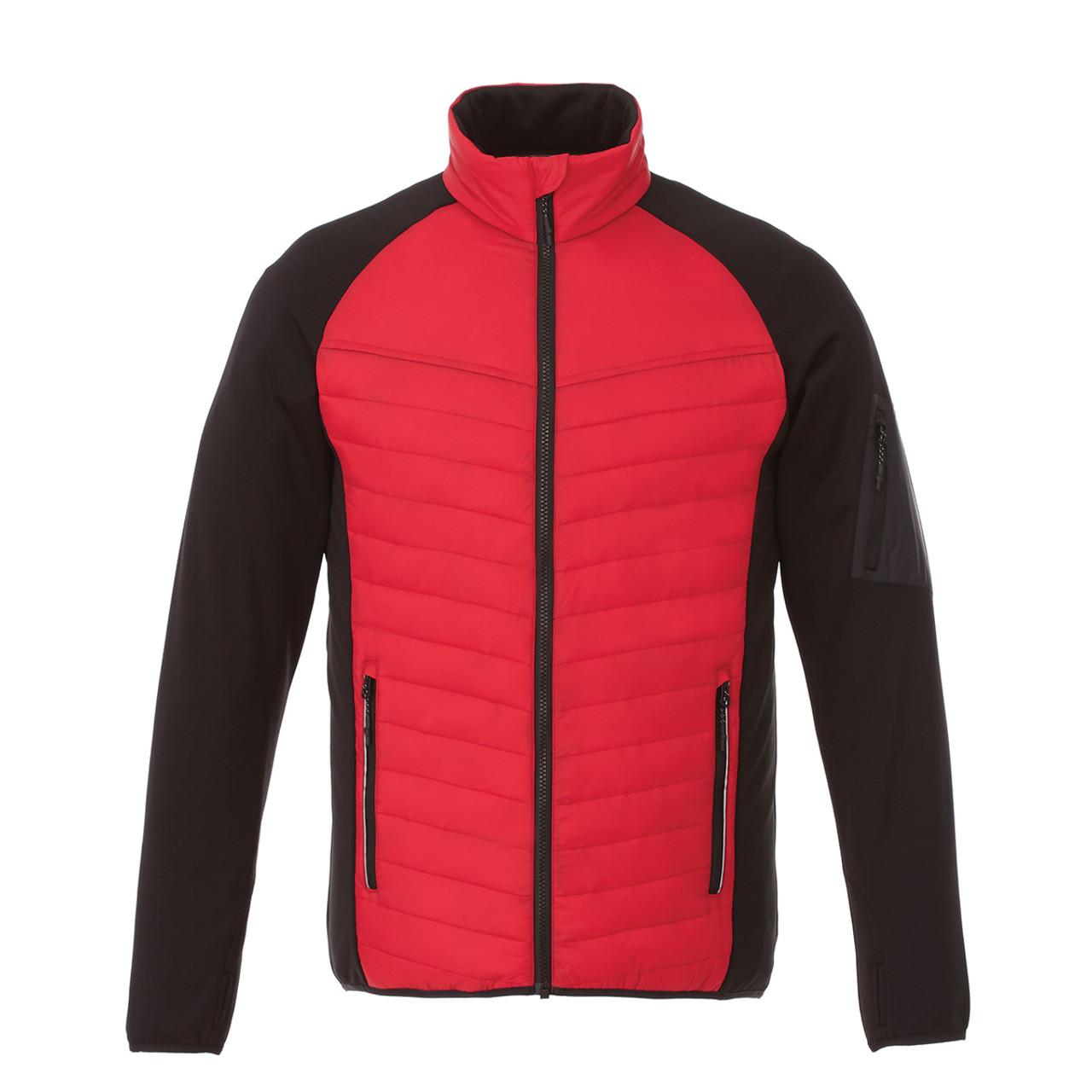344852272ca Banff Men's Hybrid Insulated Jacket | Imprintables.ca
