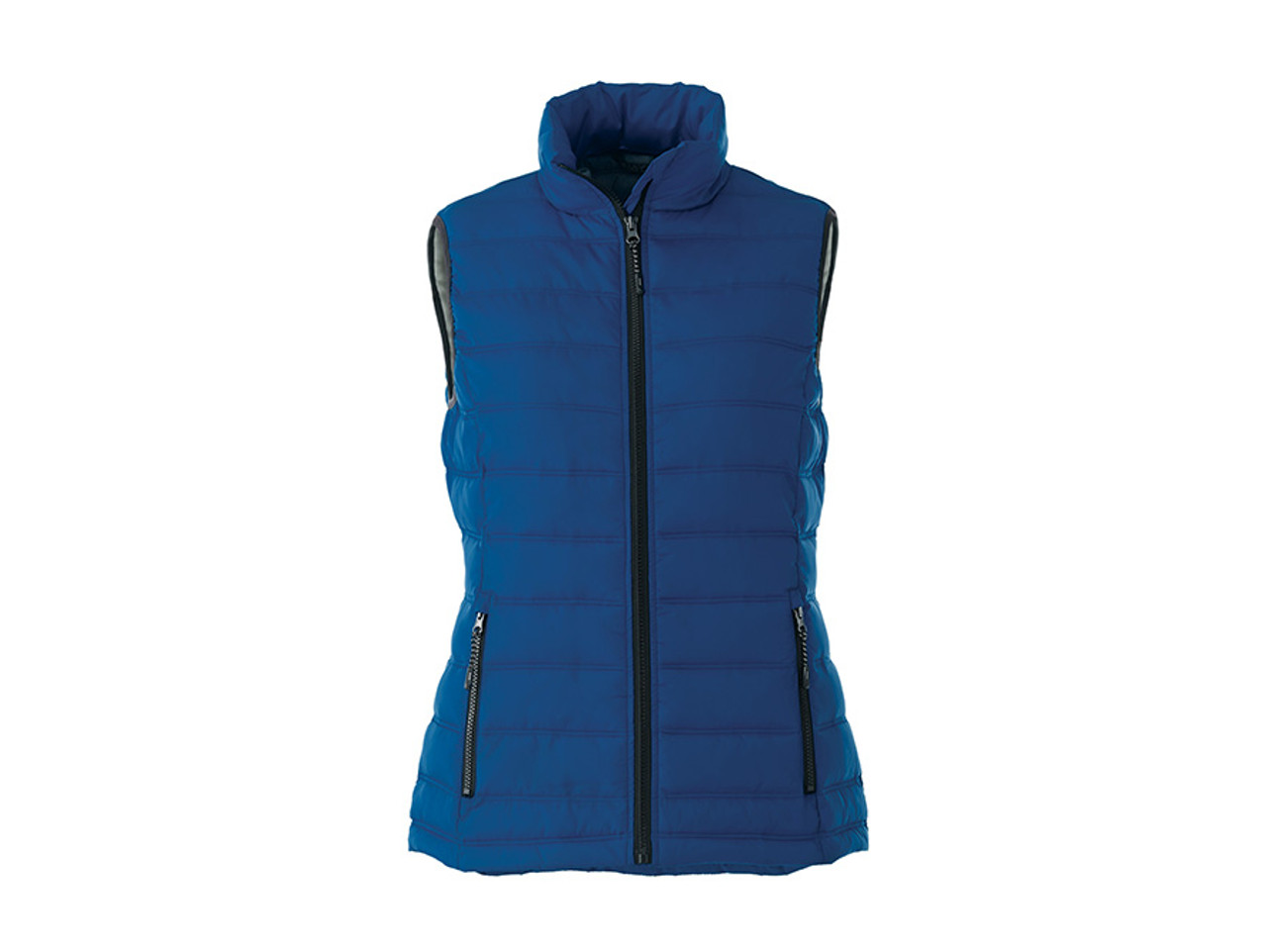 PACKABLE WOMEN/'S INSULATED WATER RESISTANT POCKETS XS-3XL ZIP UP PUFFER VEST