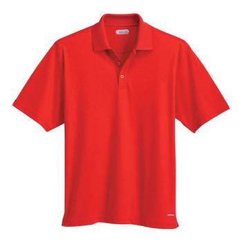 Red 16252 Moreno Men's Short Sleeve Polo Shirt | Imprintables.ca