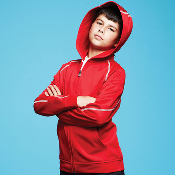 Elevate 58202 Tonle Youth Full Zip Hoodie