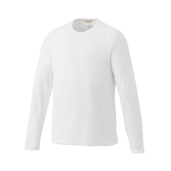 White Elevate 17886 Holt Long Sleeve T-Shirt
