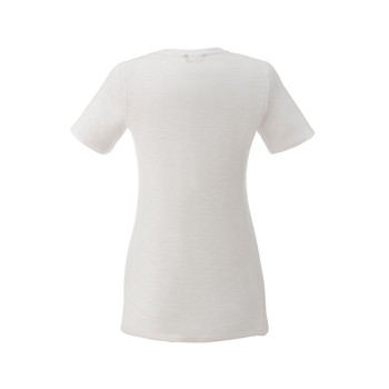 White Elevate 97887 Sarek Women's Short Sleeve T-Shirt