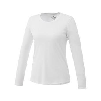 White Elevate 97888 Parima Women's Long Sleeve T-Shirt