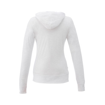 White Elevate 98731 Garner Women's Full Zip Hoodie