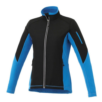 Olympic Blue/Black Women's Sonoma Hybrid Knit Jacket