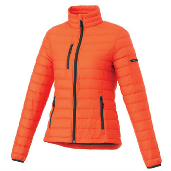 Orange Women's Whistler Light Down Jacket