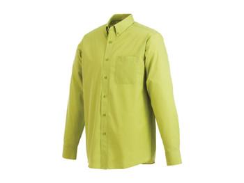 Dark Citron Green 17742 Preston Long Sleeve Shirt | Imprintables.ca