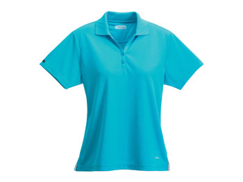 Chill On Tour 96252 Women's Moreno Short Sleeve Polo Shirt   Imprintables.ca