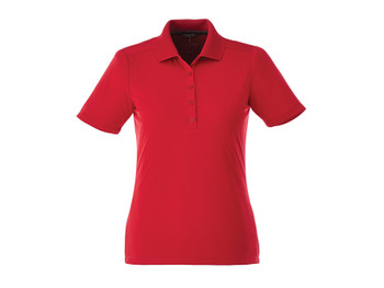 Team Red Elevate 96398 Dade Women's Short Sleeve Polo Shirt