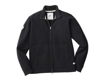 Black 18110 Pinehurst Roots73 Full Zip Fleece