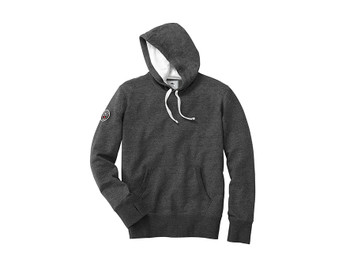 Black Smoke Heather 18703 Williams Lake Roots73 Hoodie