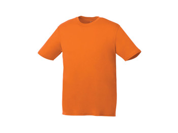 Orange Elevate 17885 Omi Men's Short Sleeve Tech T-Shirt