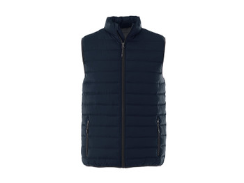Navy 19542 Mercer Men's Insulated Vest | Imprintables.ca