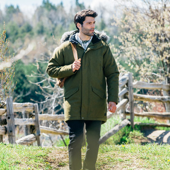 Roots73 19411 Bridgewater Men's Insulated Jacket | imprintables.ca