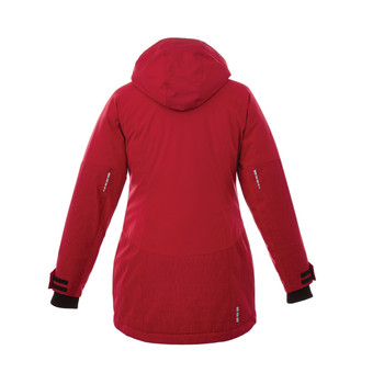 Vintage Red, Back - 99651 Breckenridge Insulated Jacket