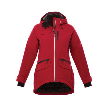 Vintage Red - 99651 Breckenridge Insulated Jacket