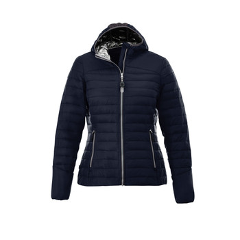 Vintage Navy - 99652 Silverton Women's Packable Insulated Jacket
