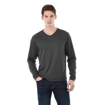18614 Bromley Men's Knit V-Neck Sweater
