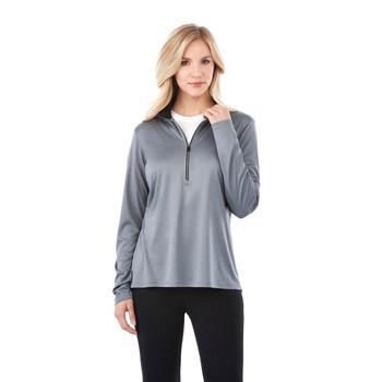 98304 Vega Women's Tech Half Zip Shirt