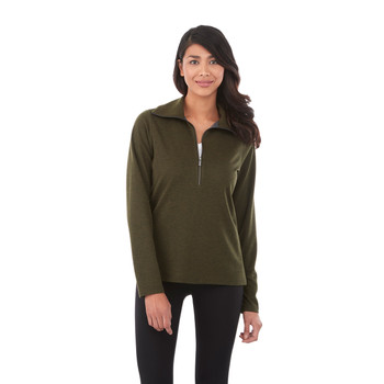 98612 Stratton Women's Knit Half Zip Sweater