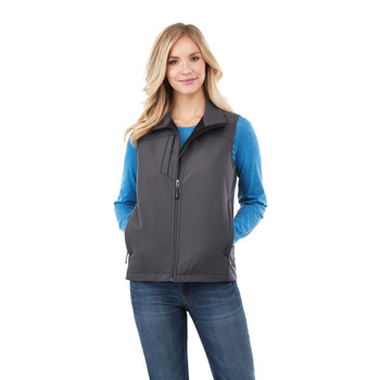 92501 Stinson Women's Softshell Vest