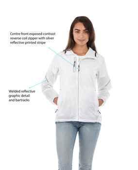 92607 Signal Packable Jacket