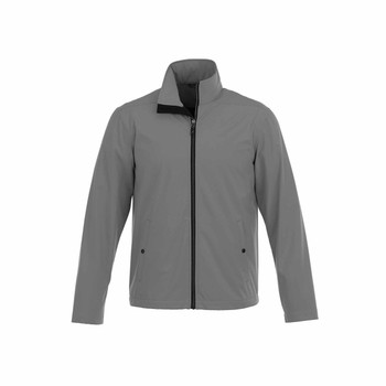 Quarry - 12937 Elevate Men's Karmine Softshell Jacket | Imprintables.ca