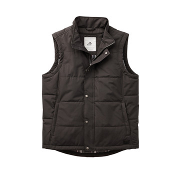 Grey Smoke - Roots73 19410 Traillake Roots73 Insulated Vest | imprintables.ca