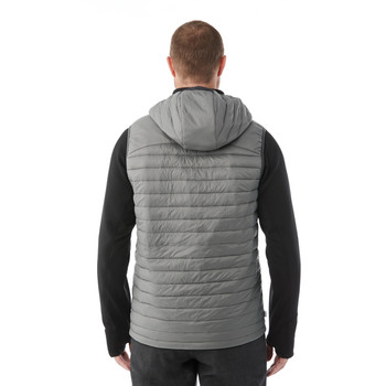 Quarry, Back - Elevate 19556 Junction Packable Insulated Vest | imprintables.ca