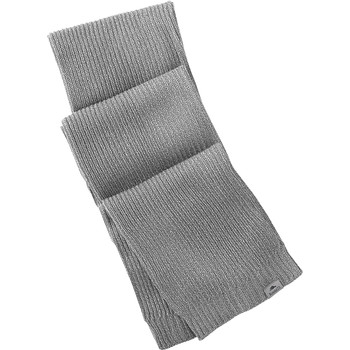 Grey Mix - Roots73 45134 Unisex Ravenlake Knit Scarf | imprintables.ca